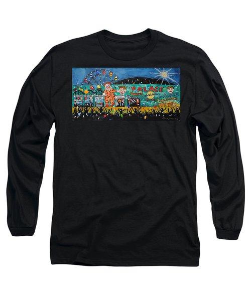 Party At The Palace Long Sleeve T-Shirt