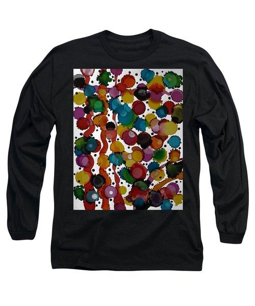 Party Time Long Sleeve T-Shirt by Alika Kumar