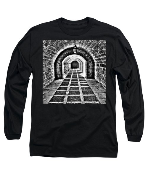 Passage, La Seu, Palma De Long Sleeve T-Shirt