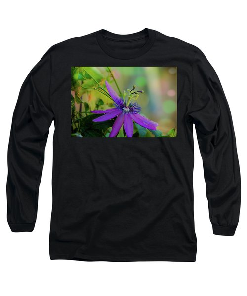 Passion Dancer Long Sleeve T-Shirt
