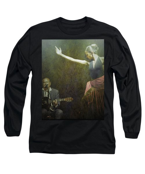 Passion Of The Dance Long Sleeve T-Shirt