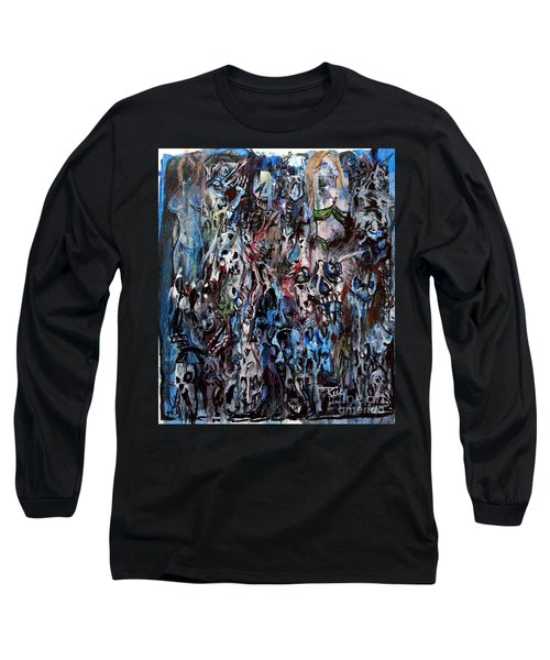 Past Life Trauma Long Sleeve T-Shirt
