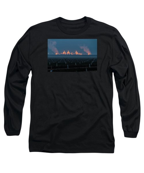 Pastoria Power Plant Long Sleeve T-Shirt