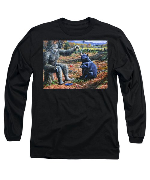 Pastromi On Rye Long Sleeve T-Shirt