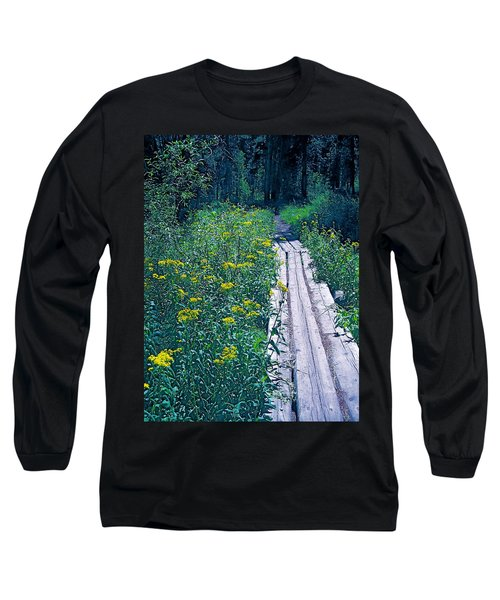 Path 4 Long Sleeve T-Shirt