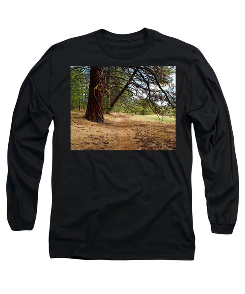 Path To Enlightenment 1 Long Sleeve T-Shirt