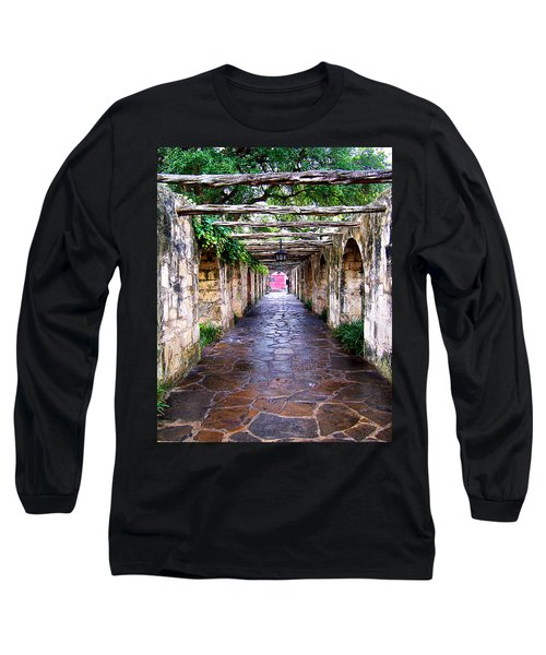 Path To The Alamo Long Sleeve T-Shirt