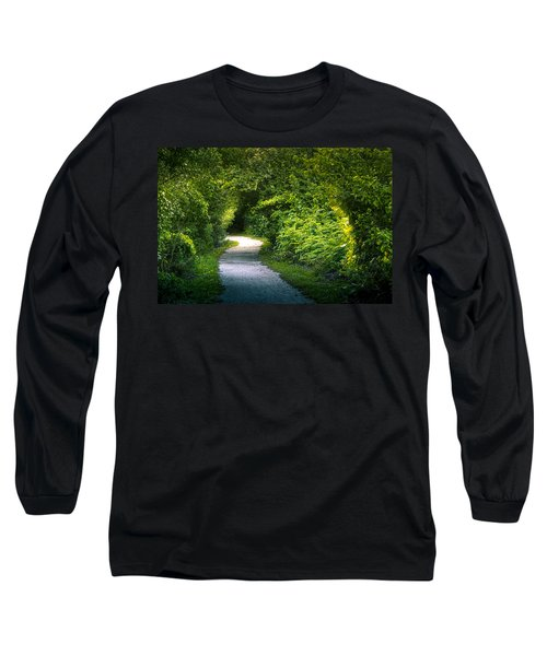 Path To The Secret Garden Long Sleeve T-Shirt
