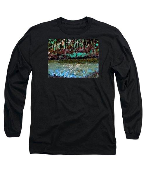 Pathless Woods Long Sleeve T-Shirt