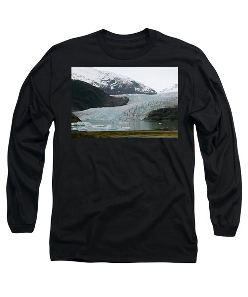 Pathway To An Icy Wonderland Long Sleeve T-Shirt