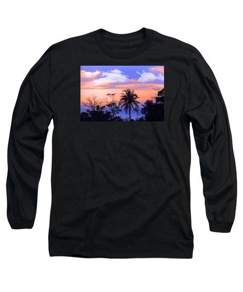 Patong Thailand Long Sleeve T-Shirt