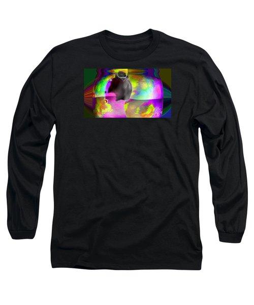 Pattern 266 _ Shine Long Sleeve T-Shirt