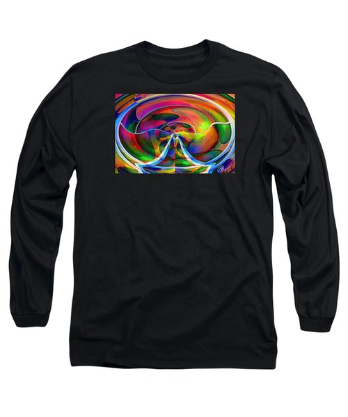 Pattern 271 _ Layers Long Sleeve T-Shirt