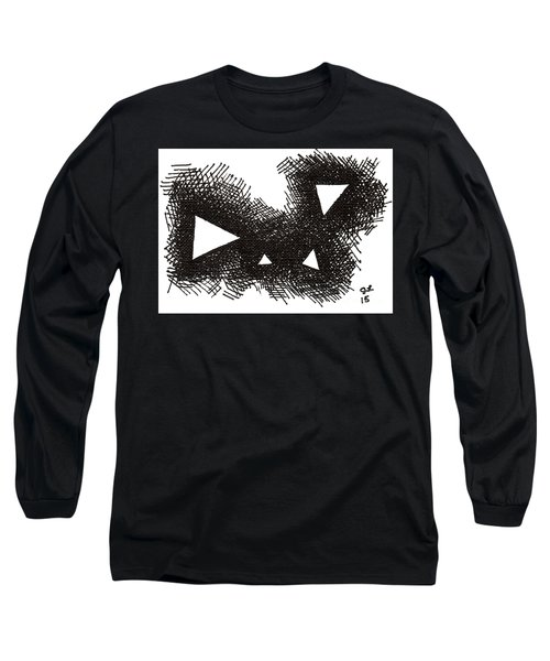 Patterns 2 2015 - Aceo Long Sleeve T-Shirt by Joseph A Langley