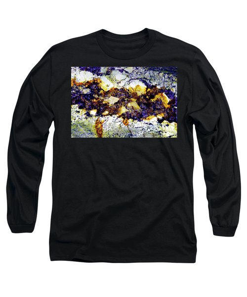 Long Sleeve T-Shirt featuring the photograph Patterns In Stone - 212 by Paul W Faust - Impressions of Light