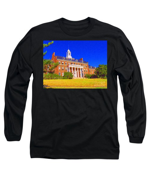 Patterson Hall  Long Sleeve T-Shirt