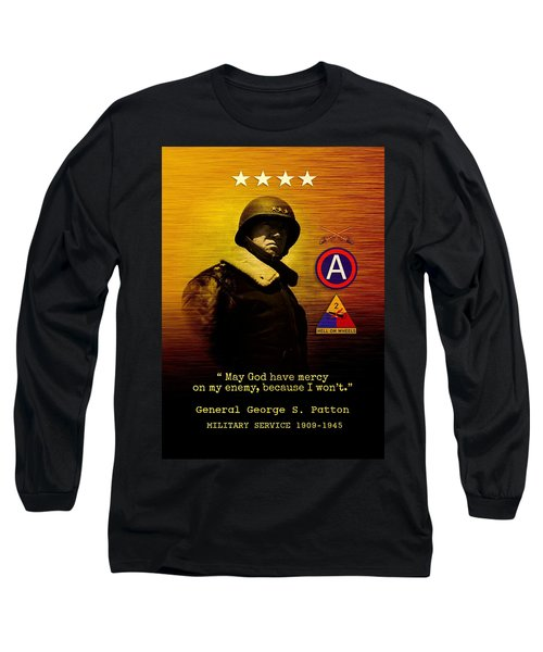 Patton Tribute Long Sleeve T-Shirt