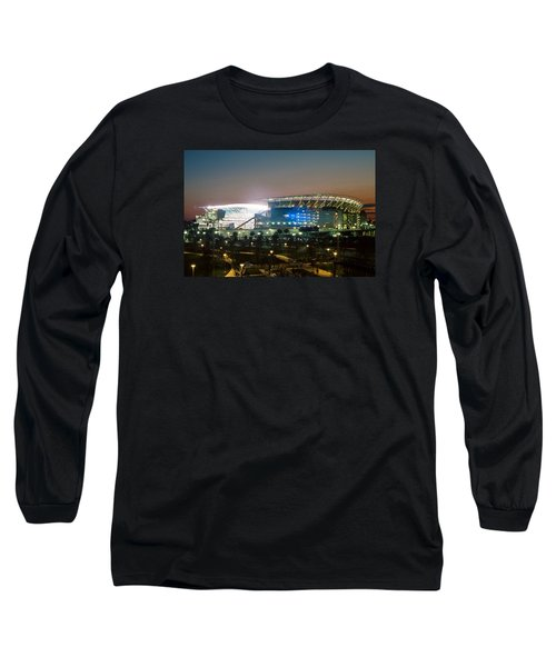 Paul Brown Stadium Long Sleeve T-Shirt