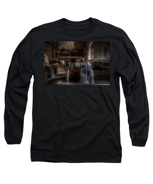 Praying For Better Times Long Sleeve T-Shirt