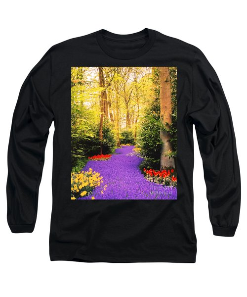 Peace, Like A River Long Sleeve T-Shirt