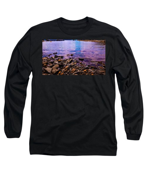 Peace Of Colors  Long Sleeve T-Shirt