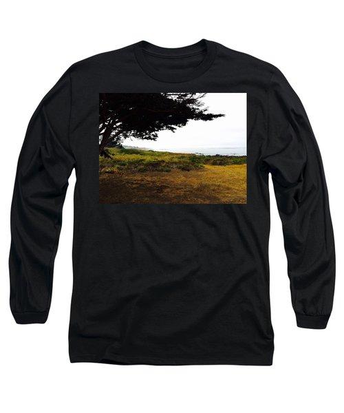 Peaceful Coast Long Sleeve T-Shirt