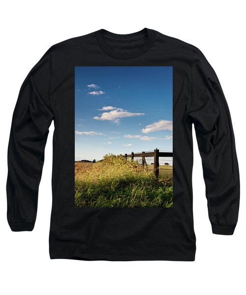 Peaceful Grazing Long Sleeve T-Shirt