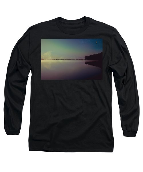 Peaceful Sunrise Long Sleeve T-Shirt