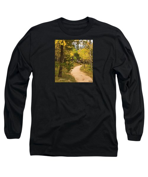 Peaceful Walk Long Sleeve T-Shirt