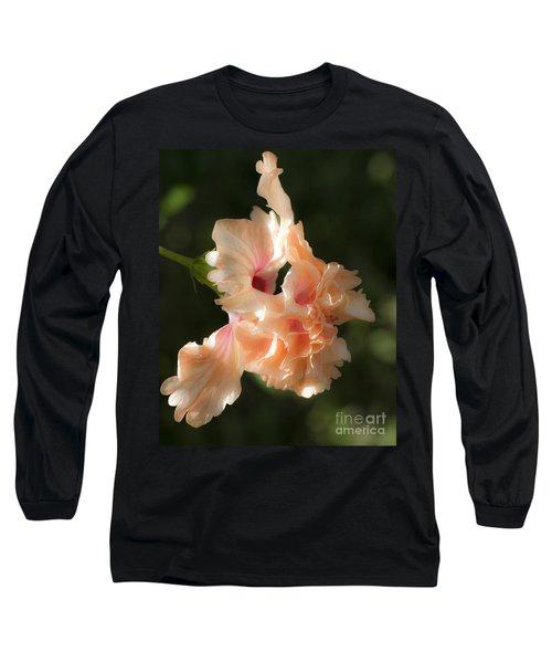Peach Bliss Long Sleeve T-Shirt