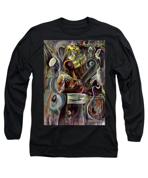 Pearl Jam Long Sleeve T-Shirt by Ikahl Beckford