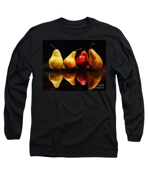 Pearsfect Long Sleeve T-Shirt
