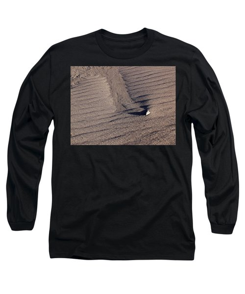 Sand And Pebble Long Sleeve T-Shirt