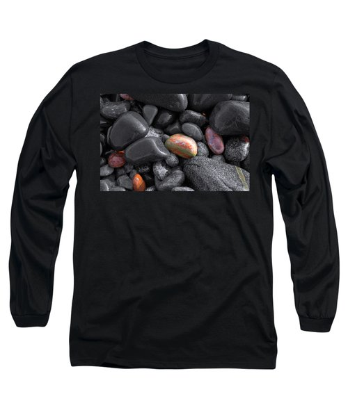 Pebble Jewels   Long Sleeve T-Shirt