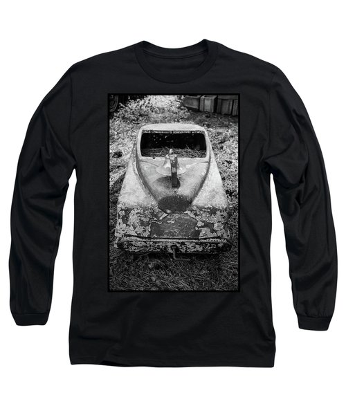 Peddle Car  Long Sleeve T-Shirt