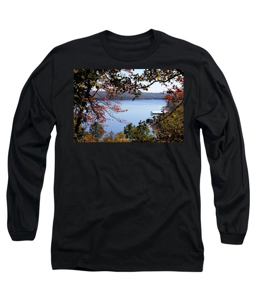 Peek-a-view Long Sleeve T-Shirt