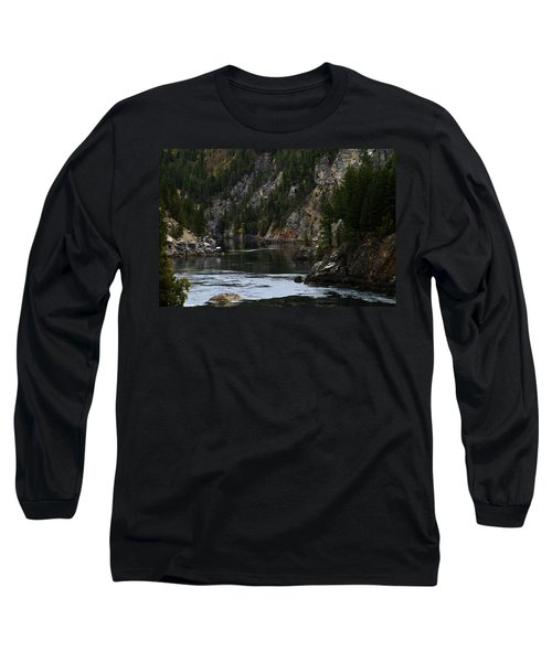 Pend Oreille In Oil II Long Sleeve T-Shirt