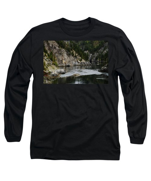Pend Oreille In Oil Long Sleeve T-Shirt