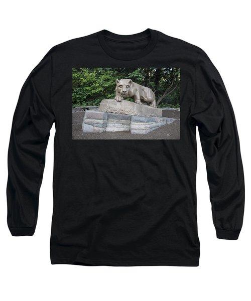 Penn Statue Statue  Long Sleeve T-Shirt