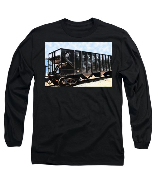 Long Sleeve T-Shirt featuring the photograph Pennsylvania Hopper by RC DeWinter