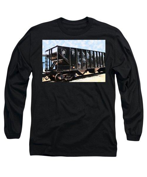 Pennsylvania Hopper Long Sleeve T-Shirt by RC DeWinter
