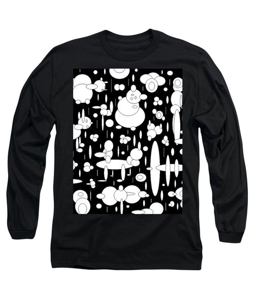 Peoples Long Sleeve T-Shirt