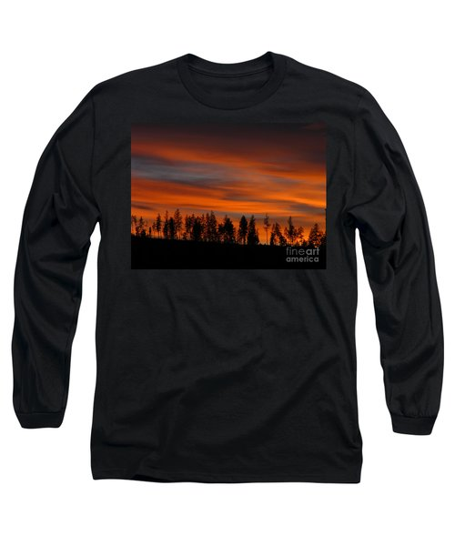 Perfect Evening Long Sleeve T-Shirt