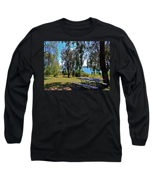 Perfect Picnic Place Long Sleeve T-Shirt