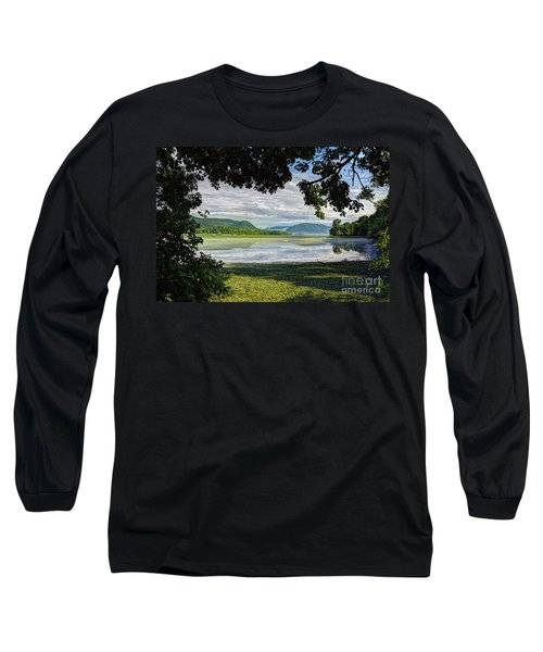 Perfectly Framed Long Sleeve T-Shirt