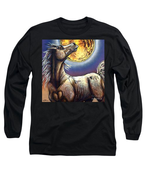 Perigee Moon Long Sleeve T-Shirt