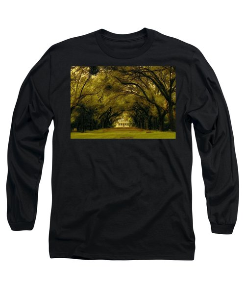 Perplexing Plantation Long Sleeve T-Shirt