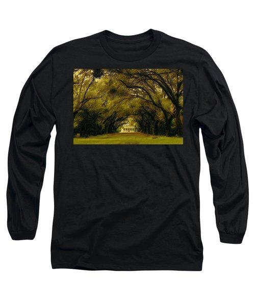 Perplexing Plantation Long Sleeve T-Shirt