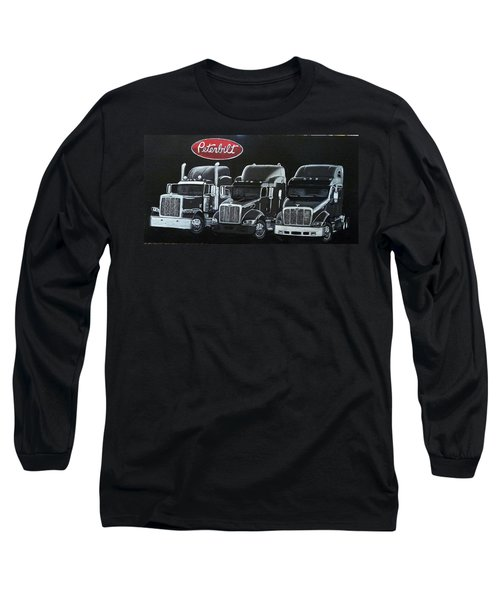 Peterbilt Trucks Long Sleeve T-Shirt