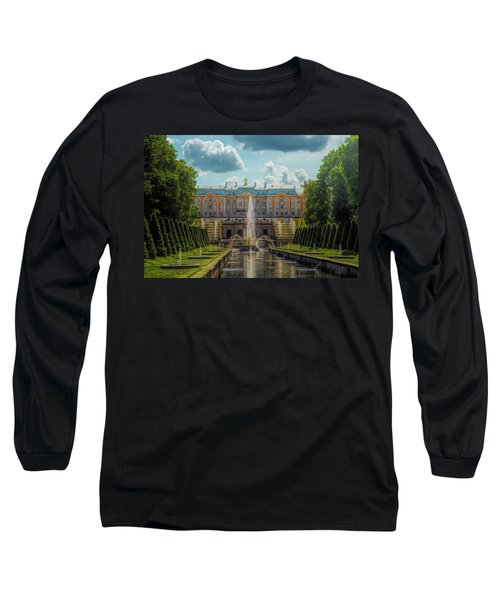Peterhof Palace Long Sleeve T-Shirt